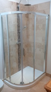 1200x900mm corner shower